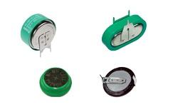 Knopfzellen- Akkus