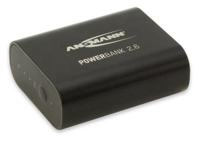 Ansmann Powerbank 2.6