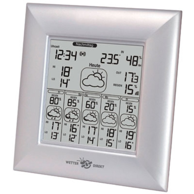 Technoline  Wetterstation WD-6000