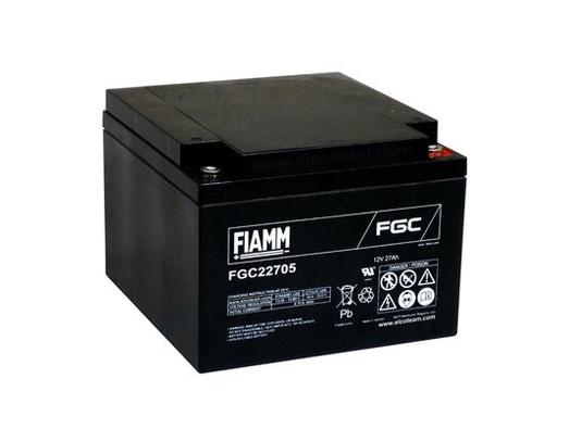 Fiamm Blei-Akku FGC22705 Pb 12V / 27Ah