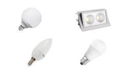 LED- Sparlampen
