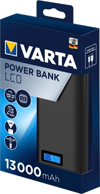 Varta LCD Powerpack 13000mAh