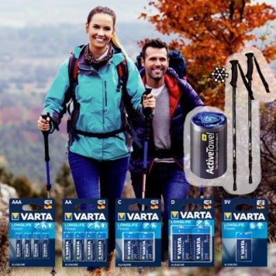 Varta Longlife Power Frühjahrspaket 2019
