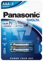 Panasonic  Evolta LR03 Micro
